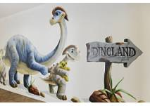 Dinoland im Designer Outlet Parndorf