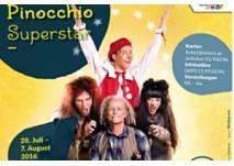 """Teatro: """"Pinocchio Superstar"""""""