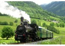 Pinzgauber Lokalbahn Dampfzugfahrten