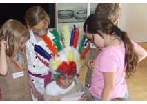 pipapo - betreuter Indianer - Kindergeburtstag