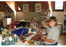 """Atelier """"Kreativität und Kunst  Seewinkel""""  in Podersdorf"""