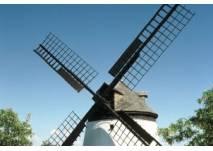 Windmühle - Podersdorf am See