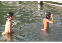 Hermagor Naturschwimmbad Radnig