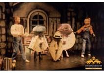 Ritter Kamenbert Marionettentheater Schönbrunn
