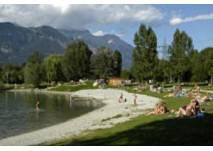 Badesee Rossau Innsbruck