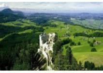 Ruine Wartenfels, copyright: Fuschlsee Tourismus GmbH