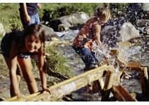 Wassererlebniswelt Murmliwasser Serfaus