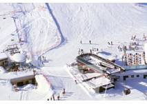 Skigebiet Bergeralm in Steinach am Brenner