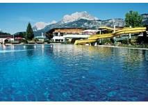 Panorama Badewelt - St. Johann in Tirol