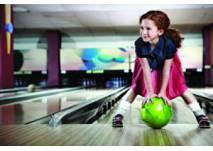 Kindergeburtstag im Strike Bowling Prater