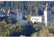 Burgruine Reichenstein in Tragwein