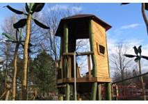 Vöcklabruck Dschungel Spielplatz