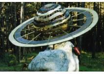 Planetenlehrpfad in Vomperbach