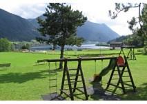 Kinderspielplatz am Weissensee