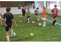 Fußballcamps in der Westside Soccer Arena