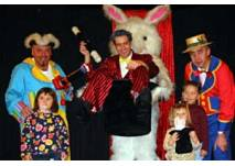 Kindergeburtstag mit dem 1. Wiener Zaubertheater