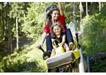 Rodelbahn Arena Coaster in Zell im Zillertal