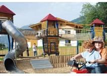 Erlebnis-Spielplatz beim Arena Coaster in Zell im Zillertal