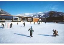 Eislaufen im Freizeitpark Zell am Ziller