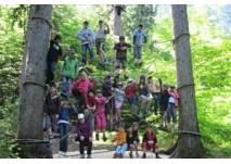 Bergwaldpfad Walderlebniszentrum Ziegelwies