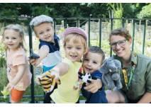 Kindergeburtstag im Tiergarten Schönbrunn