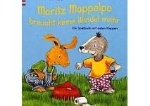 Kinderbuch Moritz Moppelpo braucht keine Windel mehr