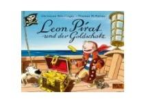 kinderbuch: Leon Pirat und der Goldschatz