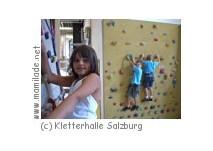 Kletterhalle Salzburg