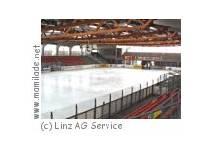 Eissporthalle im Linzer Parkbad