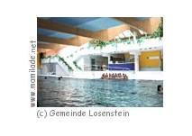 Hallenbad in Losenstein