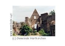 Burgruine Schaunberg in Hartkirchen