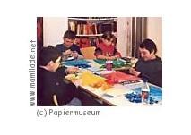 Papiermuseum mit Kreativwerkstatt