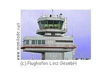 Führung am Flughafen Linz