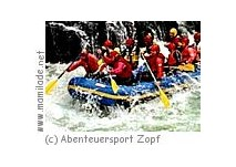 Rafting in Bad Goisern
