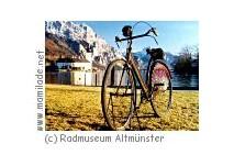 Radmuseum in Altmünster