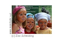 Kindergeburtstag im Zoo Schmiding