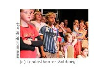 Theaterfest im Salzburger Landestheater