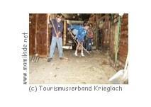 Schule: Bauernhof Krieglach