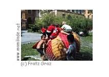 Kindergeburtstag mit Fratz Graz