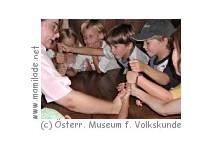 Kindergeburtstag Volkskundemuseum