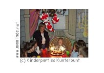 Kinderparties Kunterbunt