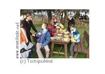 Kindergeburtstag im Tschipsiländ