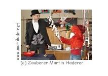 Zauberer Martin Haderer