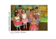 Cafe Grün Kindergeburtstag