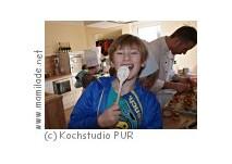 Kindergeburtstag im Kochstudio PUR