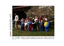 Naturpark Geschriebenstein-Rechnitz: Ritter vom Faludital