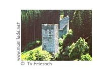 Burgenwanderung Ritterstadt Friesach