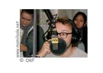 ORF Backstage im Wiener Funkhaus