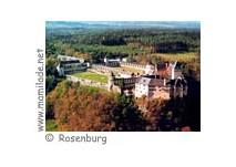 Schloss Rosenburg Waldviertel