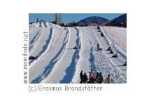 Snow-tubing Faistenau